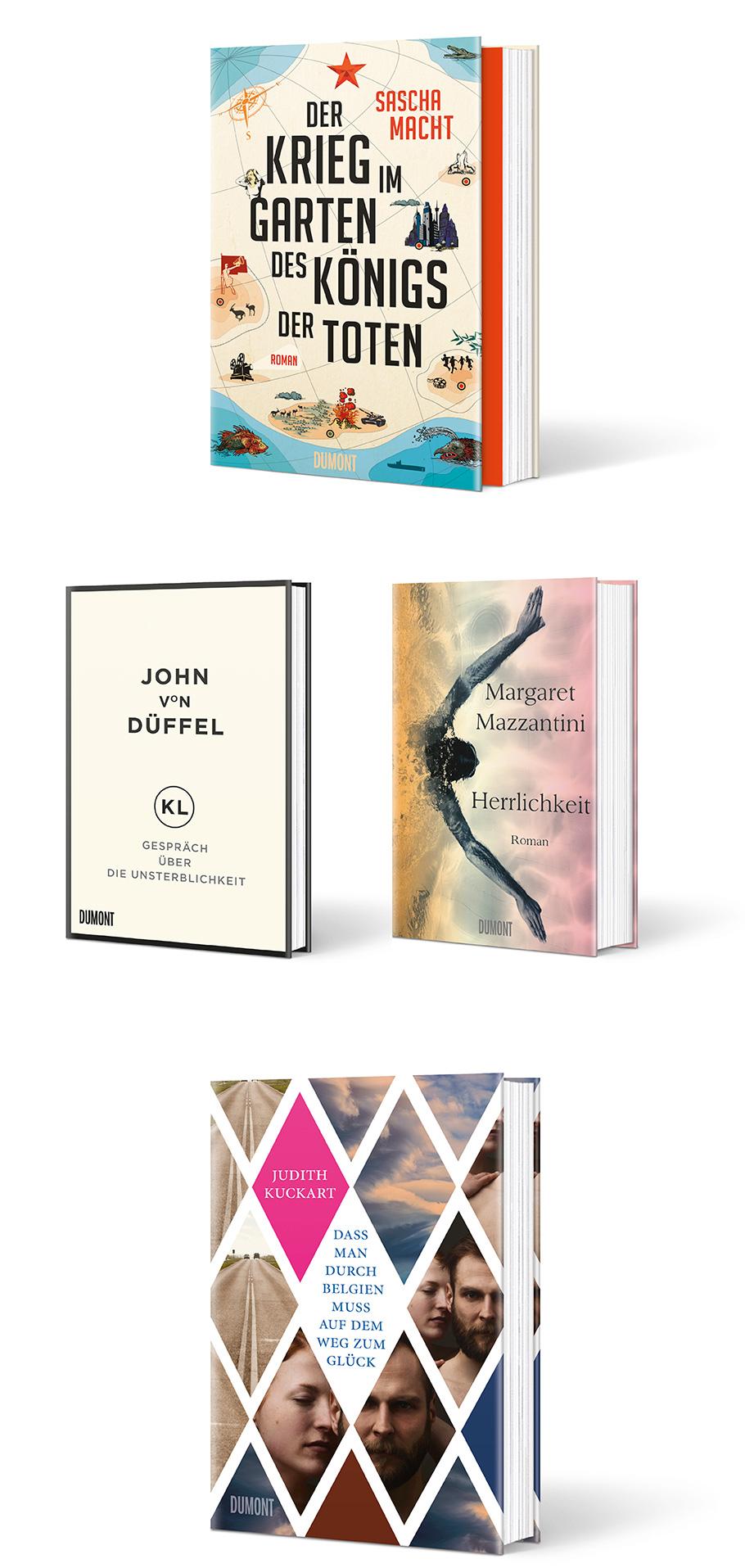 Buchcover Dumont Buchverlag
