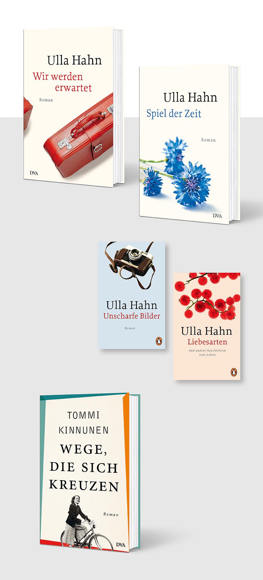 Buchcover Penguin Verlag und Deutsche Verlagsanstalt