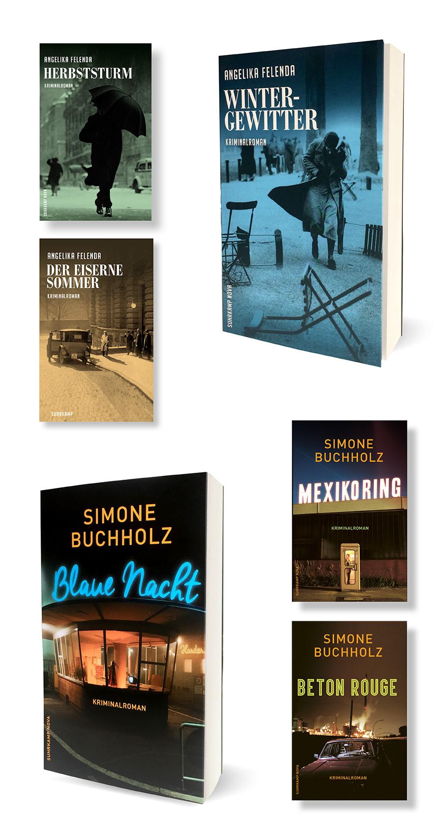 Buchcover Suhrkamp | Suhrkamp Nova