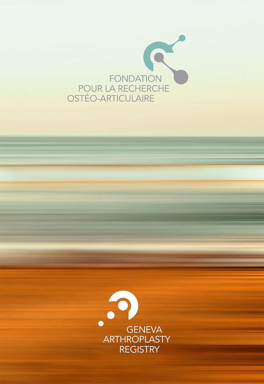 Jahresbericht Fondation pour la recherche ostéo-articulaire in der Universitätsklinik, Genf