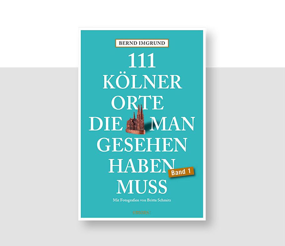 Buchcover/Reihenkonzept Emons Verlag